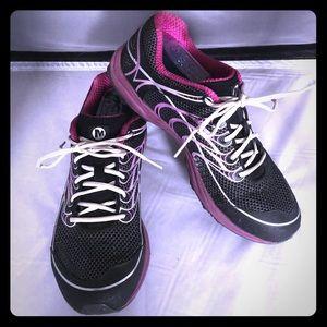 MERRELL Hiking Trail Running Sneaker SZ 9.5